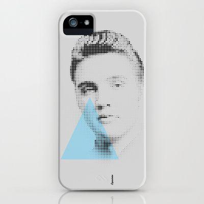 Elvis   Esperantos   Dot-file #2 iPhone Case by Esperantos - $35.00