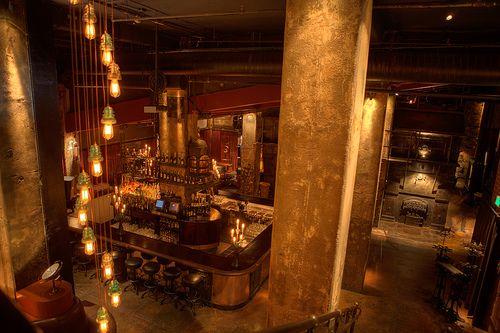 Edison Bar | Spot Cool Stuff: Travel