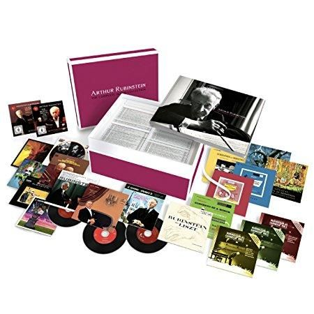 Arthur Rubinstein - Arthur Rubinstein: The Complete Album Collection