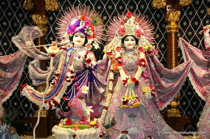 Lovely Radhe Krishna
