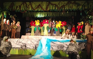 "Make Music Rock!: ""The Jungle Book"" set/costume ideas"