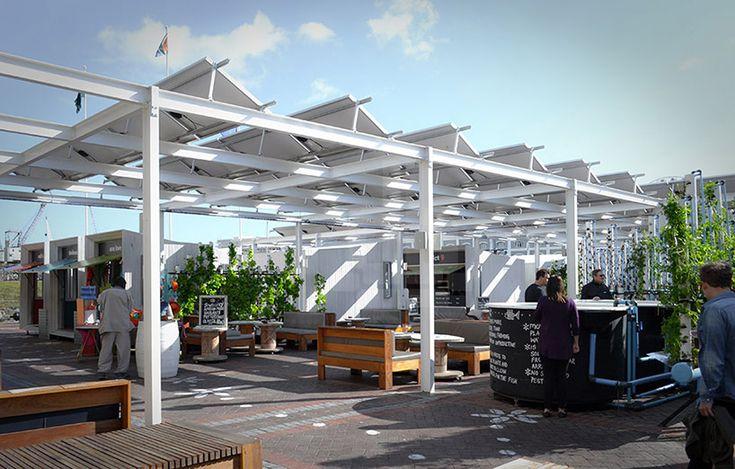 tsai design studio: moyo waterfront restaurant + urban farm in cape town