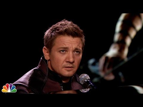 Jeremy Renner Sang An Ed Sheeran Ballad To Show How Great Hawkeye Is