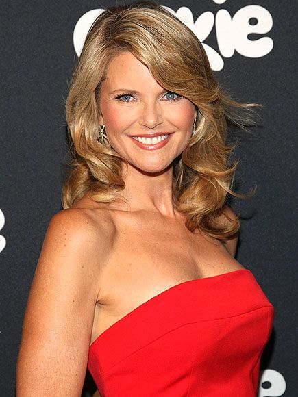 """CHRISTIE BRINKLEY - She started modeling at age 19, and 38 years later, Brinkley is still looking as young and fresh as the day she started. What's her secret to staying young? By staying active, and going vegetarian. """"Nutrition has always played a huge role in my life,"""" Brinkley told PEOPLE. """"I became a vegetarian when I was 13 and then got my entire family to become vegetarians. And I have always been active my whole life. I genuinely enjoy sports and I spend time on"""