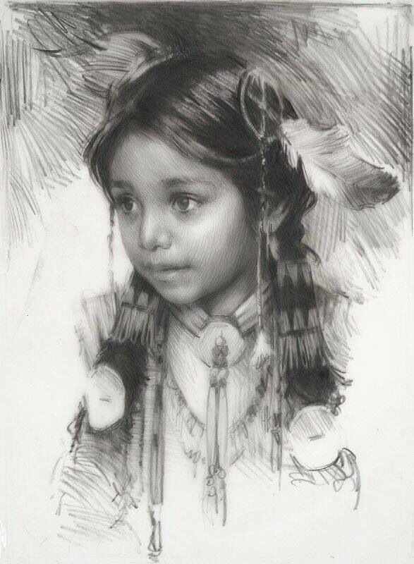 930 Best Drawing Native American Indians Images On