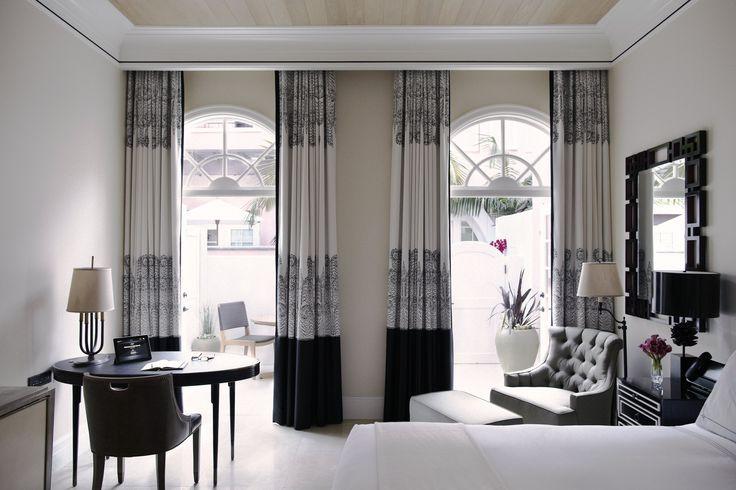 banding window panels | materialgirlsblog.com