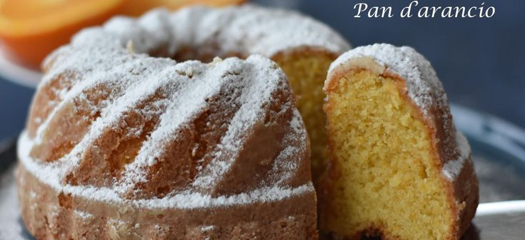 Sicilian orange cake – Pan d'arancio – mad & delicacy