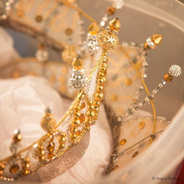 Tiara details 👑  #pnbnutcracker #tiara #sugarplumfairy