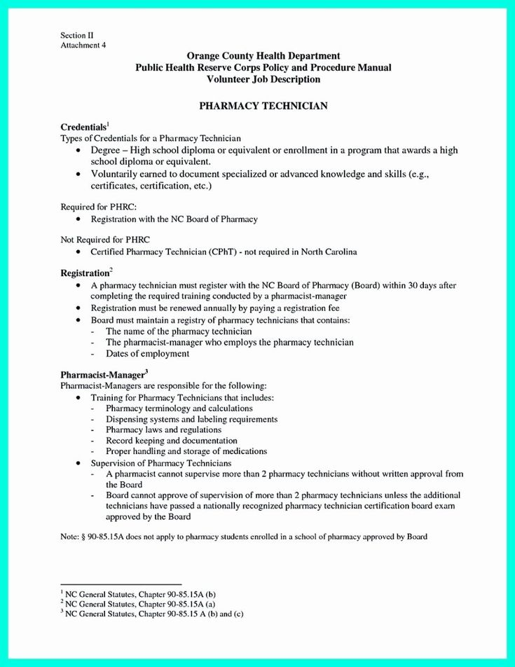 32++ Pharmacy technician cover letter sample no experience ideas