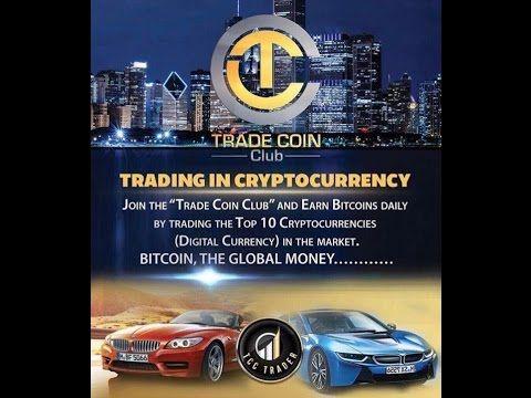 TradeCoinClub Презентация Биткоины на пассиве 25-30% каждый месяц!