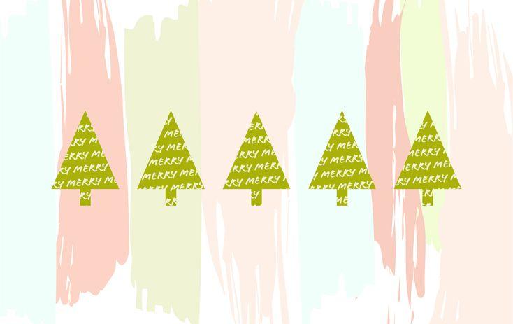 Festive Christmas Holiday Desktop Wallpaper/Screensaver