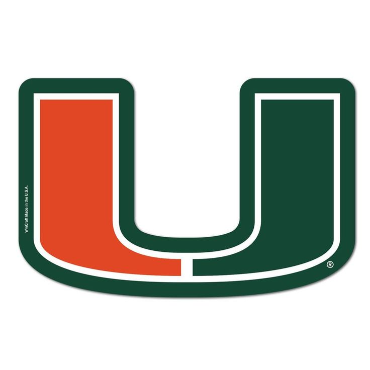 ~Miami Hurricanes Logo on the GoGo~ backorder