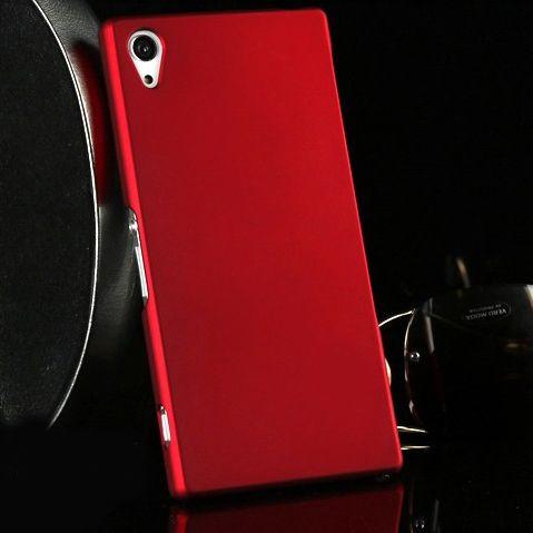 Barato Uv Anti skid Matte superfície estilo negócios caso duro Snap on para Sony Xperia Z2 L50W D6503 D6502 telefone móvel capa protetora, Compro Qualidade Capas para Telefones Celulares diretamente de fornecedores da China:                 Luxo de fibra de carbono de volta caso híbrido com borda do quadro cromado metálico para celular Son