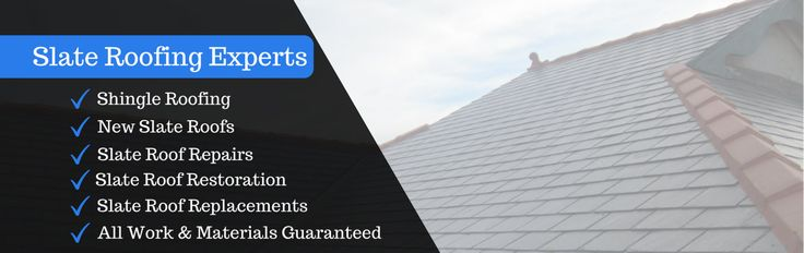 Slate Roofing Sydney - All Work and Materials Guaranteed - Banner 3 http://slateroofingsydney.com.au/