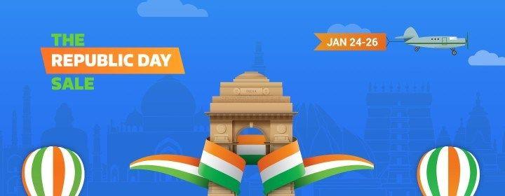Flipkart Republic Days Sale  Get 90% Off in Republic Days Sale  10% On Via Citi Bank