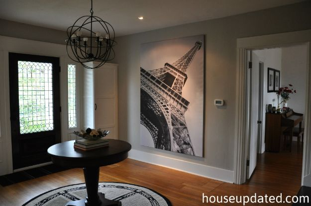 78 x 55 eiffel tower picture ikea new house pinterest for Eiffel tower wall mural ikea