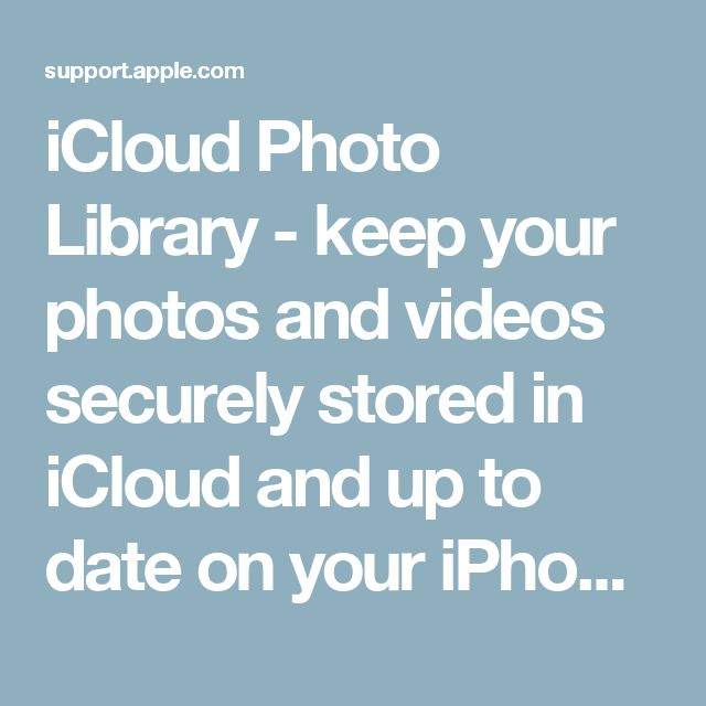 how to delete photos from icloud but keep on mac