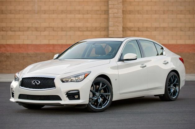 2014 Infiniti Q50S review --> http://aol.it/1bkqsrw  @Infiniti Canada #infiniti