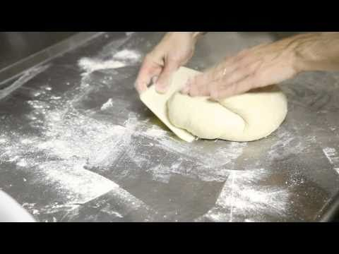 Baguette with a 80% hydration dough - weekendbakery.com - YouTube