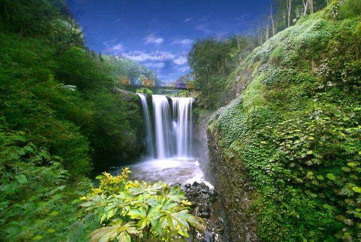 Maribaya Hot Springs #Bandung West Java