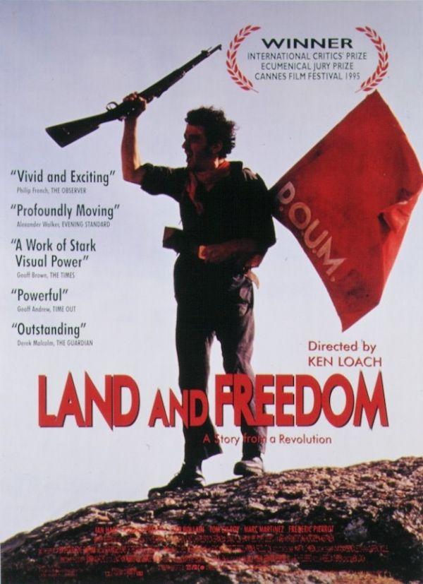 Land and Freedom/ Ülke ve Özgürlük (1995)