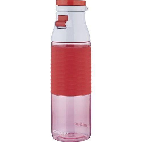 Contigo - Jefferson 24-Oz. Flip-Top Water Bottle - Watermelon #BestBuyWedding