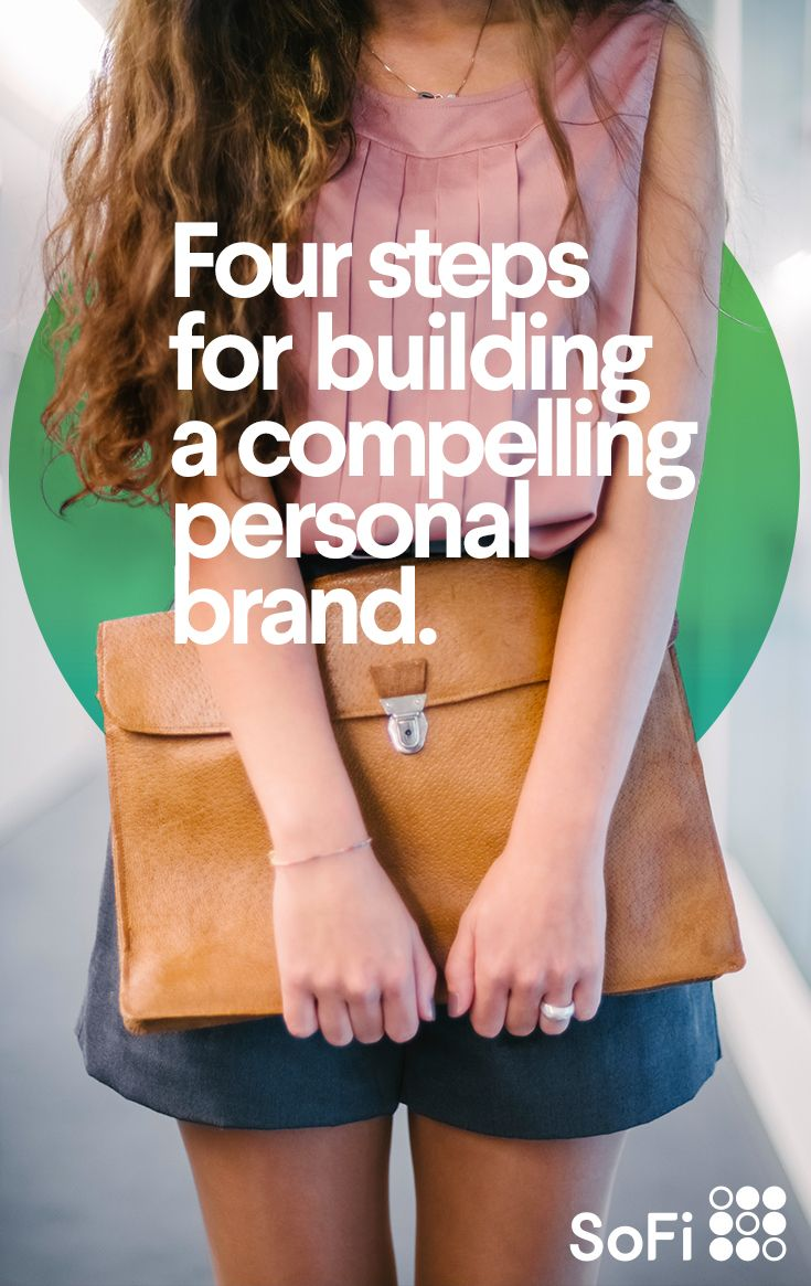 Discover how you can build a personal brand in four quick steps, from digging into your values to finding creative ways to communicate your strengths. Learning how marketing yourself in a strategic way can open doors for your career -- and even put you on the path to your dream job.
