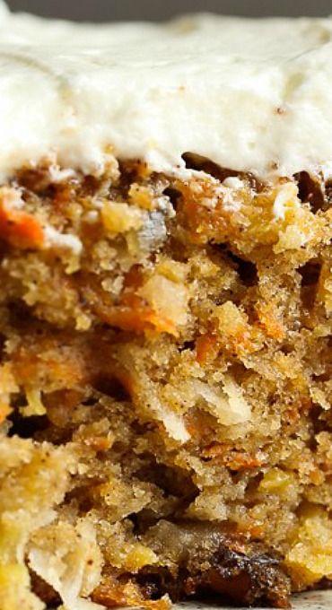 Perfekter Karottenkuchen