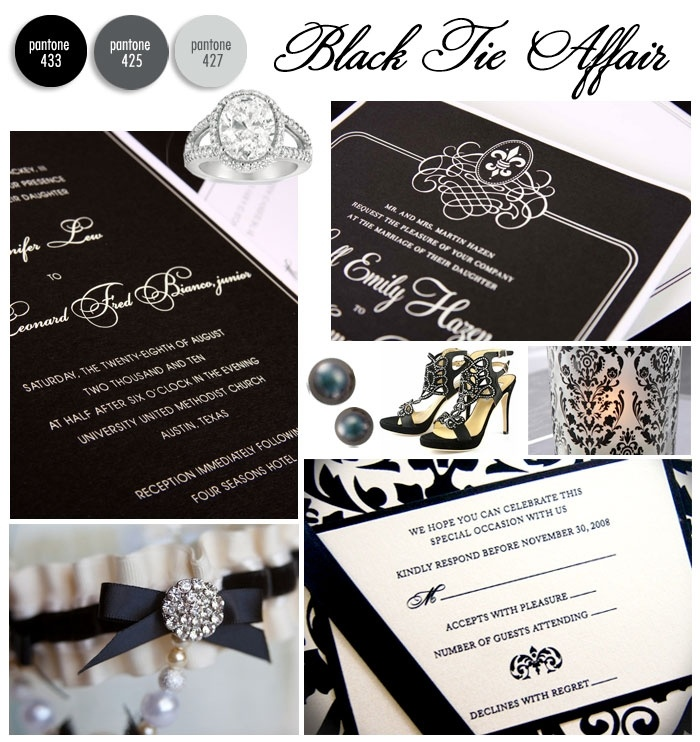 109 best formal elegant wedding invitations images on for Most formal wedding invitations
