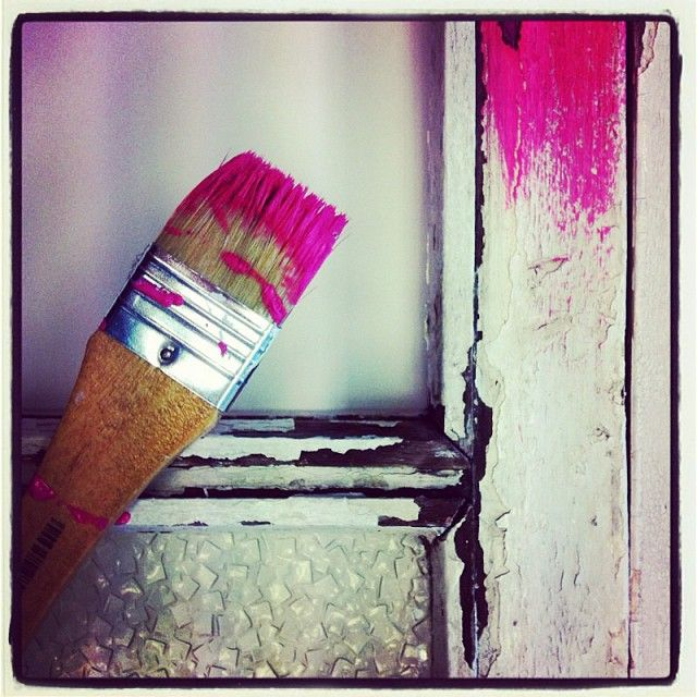 #painting goings on in our craft studio today. http://instagram.com/ideasmagazine
