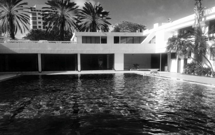 THE CLUB (Barranquilla, 2016) #club #barranquilla #colombia #caribbean #tropical #archdigest #architecture #pool #coolestpool #blackandwhite #b&w #palms #vacation #photography #photo #pic #iPhone #iPhone4s #iPhonePhotography