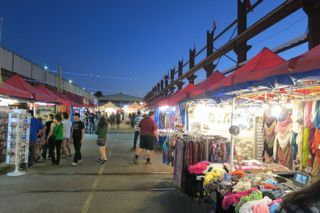 International Summer Night Market in Richmond, BC. www.summernightmarket.com