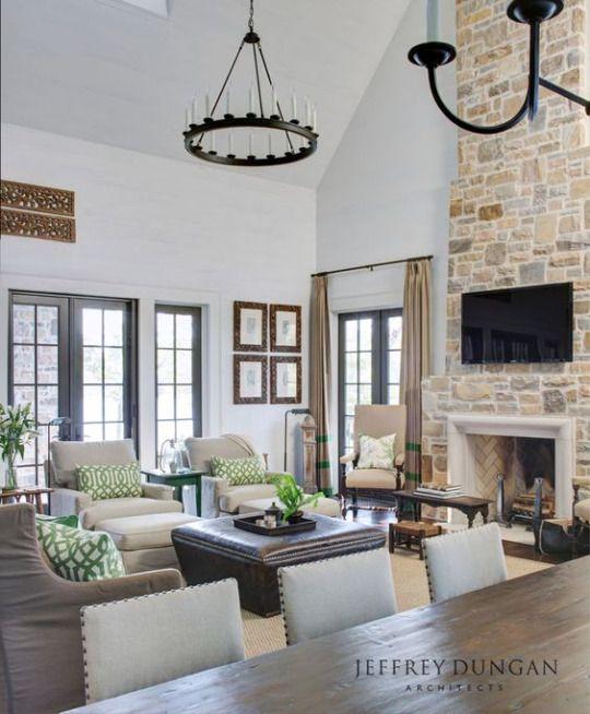 Budget Friendly Modern Farmhouse Family: Best 25+ Farmhouse Family Rooms Ideas On Pinterest