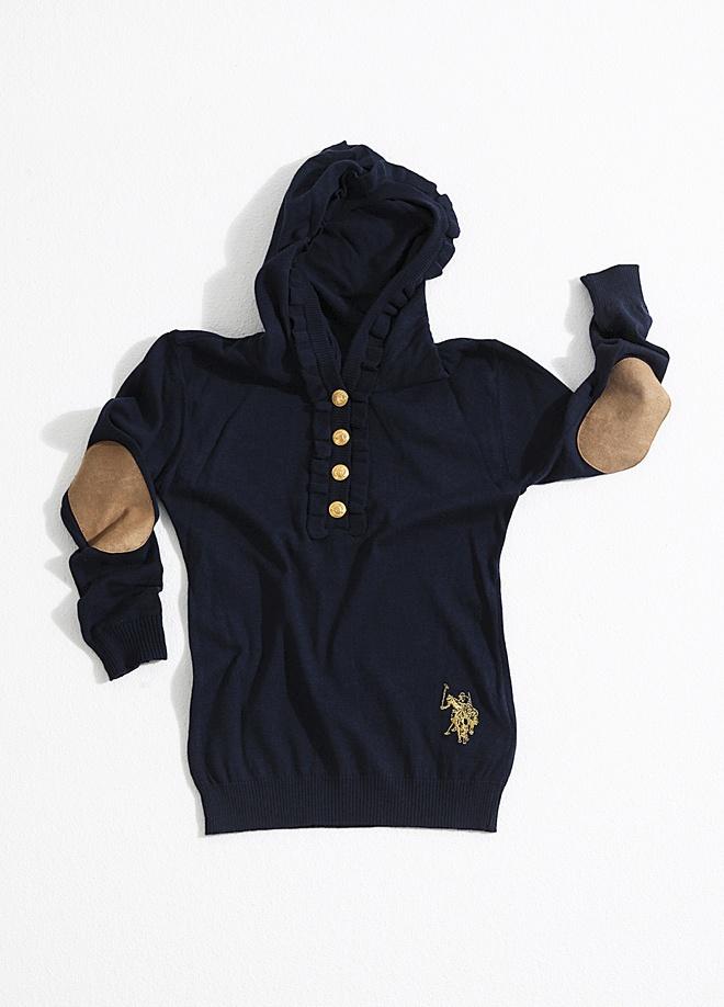 U.S. Polo Assn. Kids - U.S. Polo Assn. Kids Triko hırka Markafoni'de 119,90 TL yerine 59,99 TL! Satın almak için: http://www.markafoni.com/product/3124267/