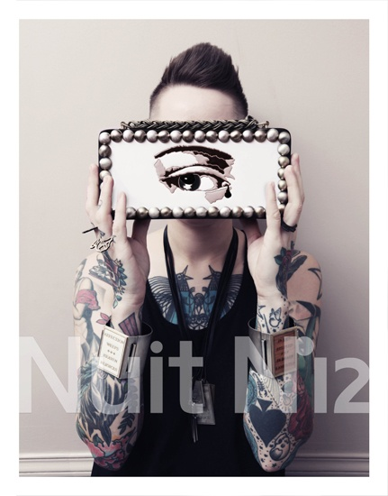 +Nuit N°12 X Hannah Blilie+