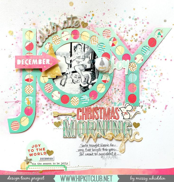 #papercrafting #scrapbook #layout - Hip Kit Club DT Project - 2015 November Hip Kits - exclusive papers & embellishments, Pinkfresh Studios, October Afternoon, American Crafts, Heidi Swapp