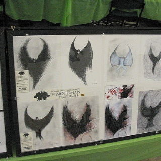Mothman A Legendary Creature Reportedly Seen In The Point