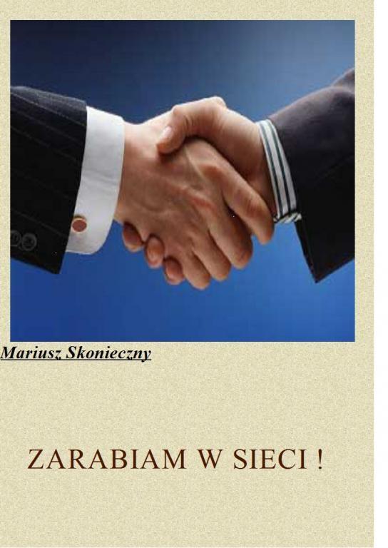 E-BOOK ZARABIAM W SIECI