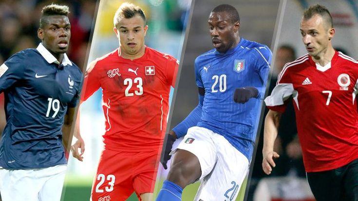 Inilah jadwal pertandingan Grup A Euro 2016 atau Piala Eropa dan siaran langsungnya di RCTI serta Global TV, yang mana Grup ini dihuni oleh tuan rumah Perancis bersama Rumania, Swiss dan Albania. M…