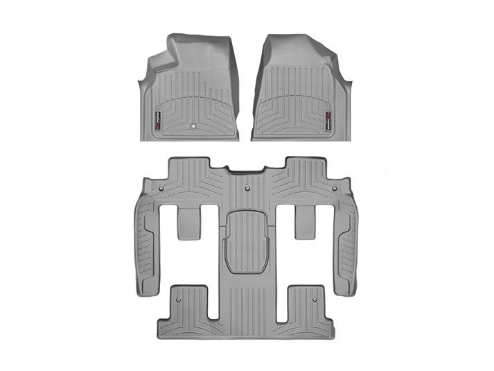2011 GMC Acadia / Acadia Denali | Floor Mats - WeatherTech Laser Measured DigitalFit FloorLiner | WeatherTech.com