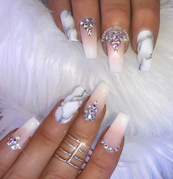 Luxe Nails | Luxe Nails | Pinterest