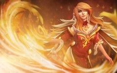 Beatifull Lina HD Wallpaper