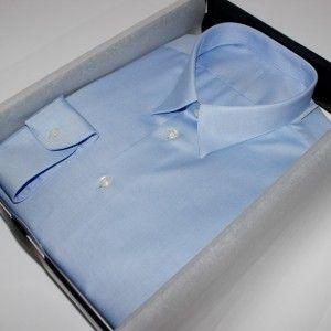 chemise homme |chemise bas liquette| chemise bleue| chemise col classique| chemise en coton| chemise poignet simple| chemise sans gorge