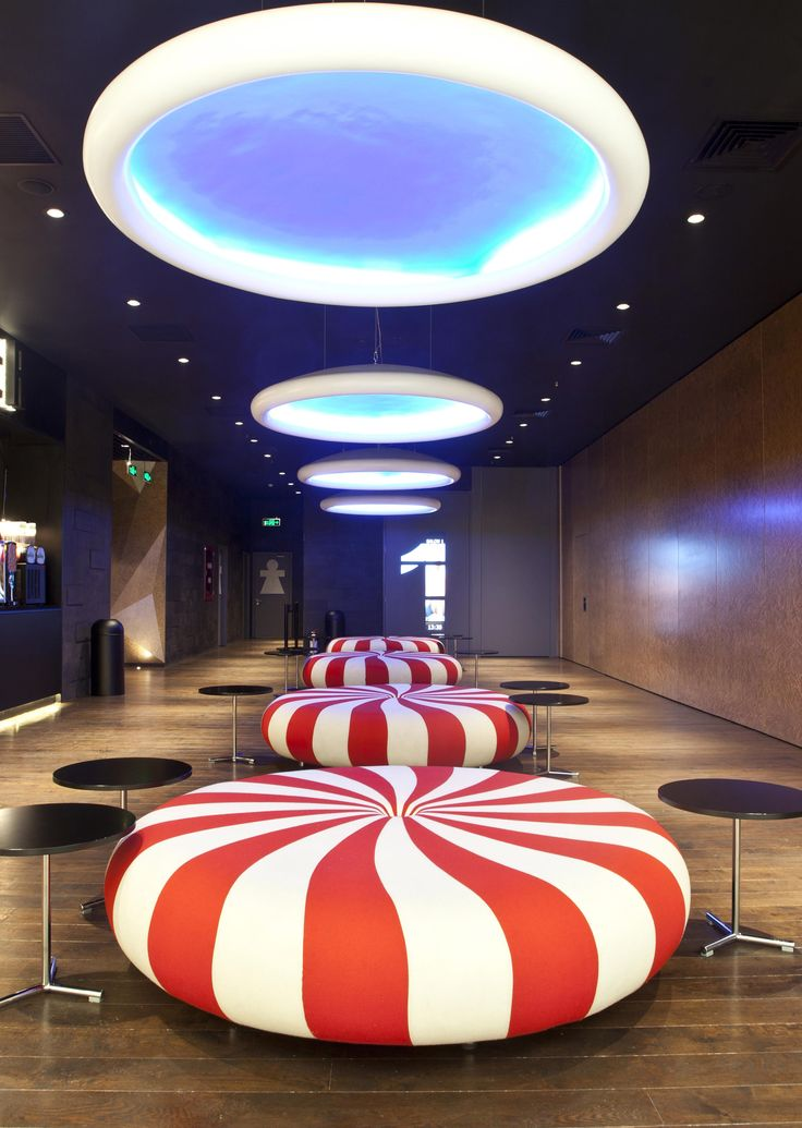 Derin Design# akmerkez cinema pink