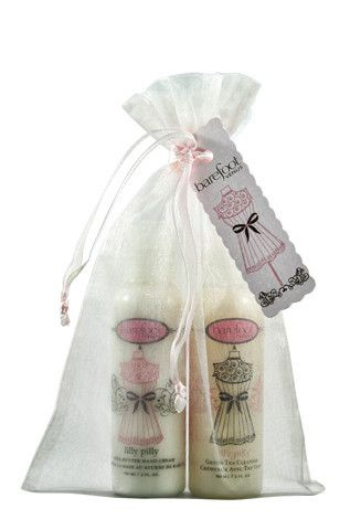 Wrapped sachets perfect for the teacher, piano teacher or co-worker (not to mention several other people on your list).