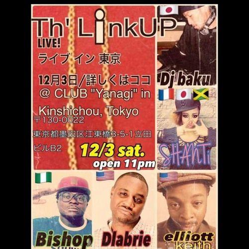 12/3/16 Club Yanagi #LINKUP Mix 1 ft. DLabrie,Elliott Keith,Bishop XL,Slim mix by DJ Baku by DLabrie on SoundCloud