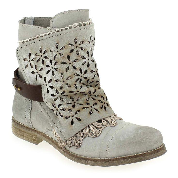 Chaussure Métisse BLO 024 Gris 4625701 pour Femme | JEF Chaussures