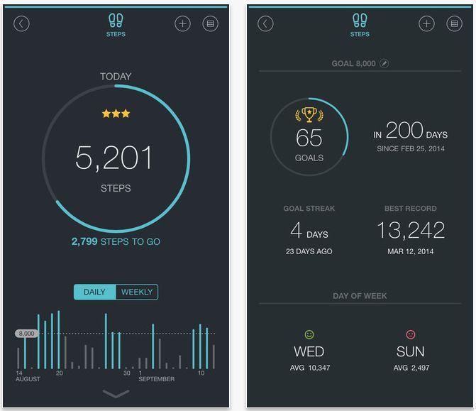 iOS 8.0.2: Die ersten HealthKit-Apps tauchen im App store auf