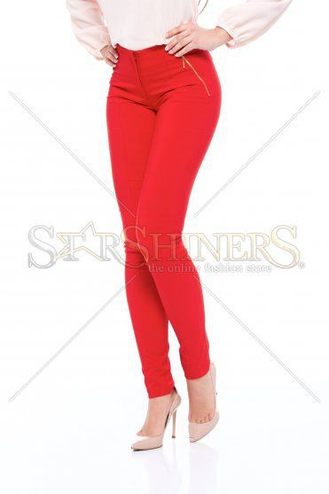 LaDonna Charming Red Trousers