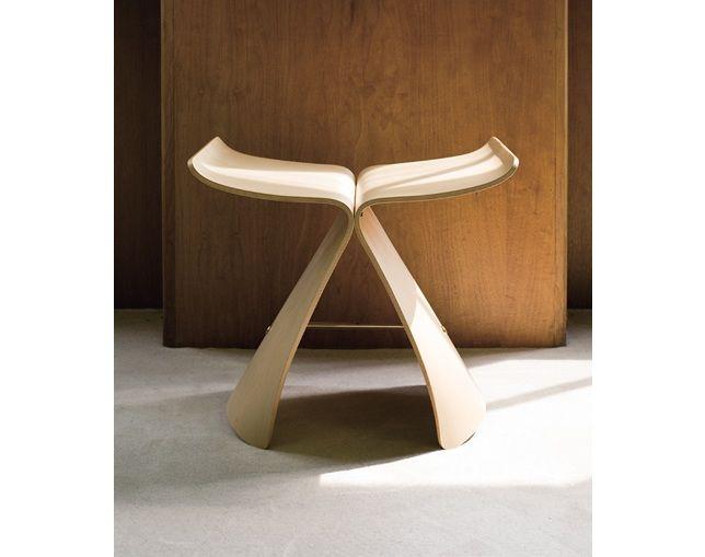 天童木工 バタフライスツールのメイン写真